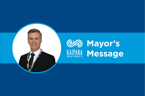 Mayor's Message - April 2021