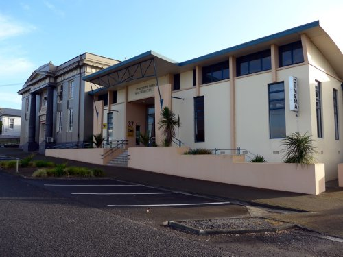 Sections of Dargaville Town Hall to close to the public